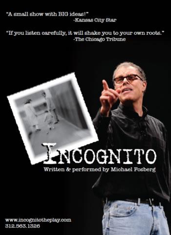Incognito-DVD